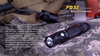Fenix PD32 LED Flashlight Description