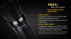 Fenix TK41C LED Flashlight Dual Switches