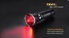 Fenix TK41C LED Flashlight Flashing Colors