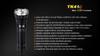 Fenix TK41C LED Flashlight Specs