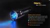 Fenix TK41C LED Flashlight Battery Indicator