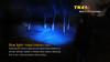Fenix TK41C LED Flashlight Blue LED