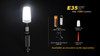 Fenix E35UE LED Flashlight Ultimate Edt Accessories