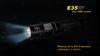 Fenix E35UE LED Flashlight Ultimate Edt Water