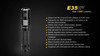 Fenix E35UE LED Flashlight Ultimate Edt Specs