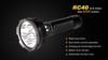 Fenix RC40 Rechargeable LED Flashlight Highlights