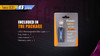 Fenix UC01 Rechargeable Keychain Light Box