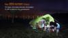 Fenix CL30R LED Camping Lantern Output