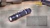 Fenix RC05 LED Flashlight Characteristics