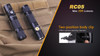 Fenix RC05 LED Flashlight Clip