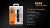 Fenix RC05 LED Flashlight Box