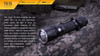 Fenix TK15 Ultimate Edt. LED Flashlight Description