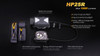 Fenix HP25R LED Headlamp Reflector