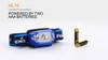 Fenix HL15 LED Headlamp Batteries