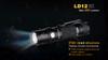 Fenix LD12 LED Flashlight - 2017 Edt Water