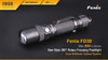 Fenix FD30 LED Flashlight