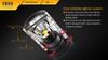Fenix FD30 LED Flashlight Rotary