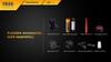 Fenix FD30 LED Flashlight Accessories