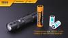 Fenix FD30 LED Flashlight Batteries
