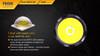 Fenix PD40R LED Flashlight LED