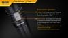 Fenix PD40R LED Flashlight Switches