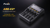 Fenix ARE-C2+ Four Channel Smart Battery Charger