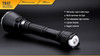 Fenix TK47 Dual-Purpose LED Flashlight Highlights