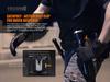Fenix TK65R Rechargeable LED Flashlight Belt Clip