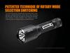 Fenix TK25 LED Tactical Flashlight 6