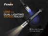 Fenix LD02 V2.0 EDC Penlight with UV Lighting