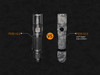 Fenix PD35 V2.0 Digital Camo Edition Tactical Flashlight