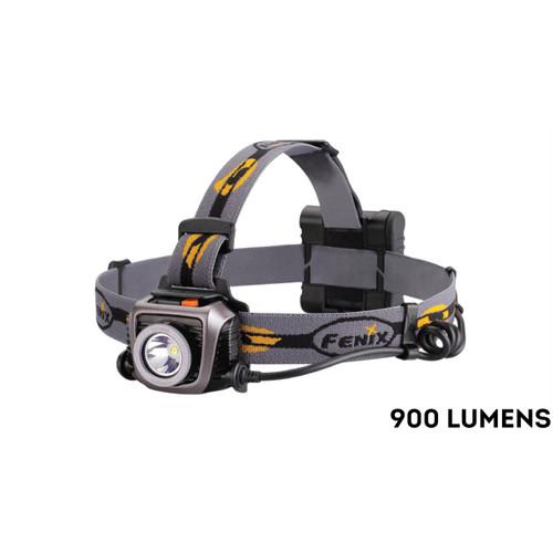 Fenix HP15 Ultimate Edt. Expedition Headlamp - Iron Grey