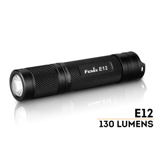 Fenix E12 LED Flashlight