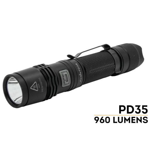 Fenix PD35 LED Flashlight - 2014 Edition