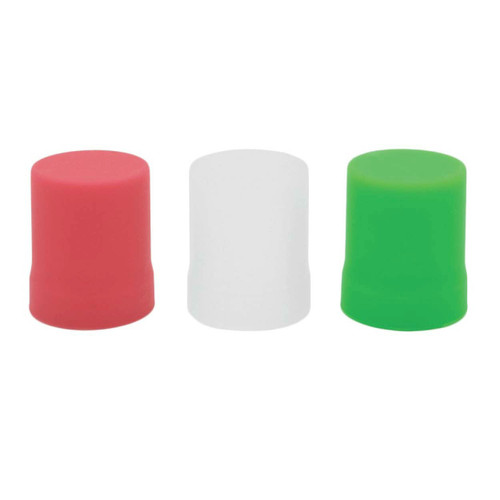 """LED Silicone Diffuser for 3/4"""" Flashlight Heads"""