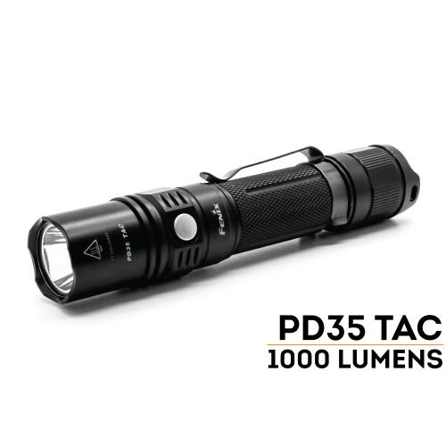 Fenix PD35TAC LED Flashlight - Tactical Edition