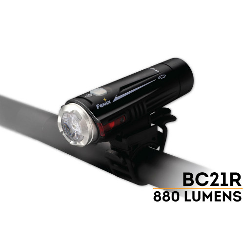 BC21R LED Bike Light