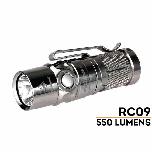 Fenix Titanium RC09Ti LED Flashlight
