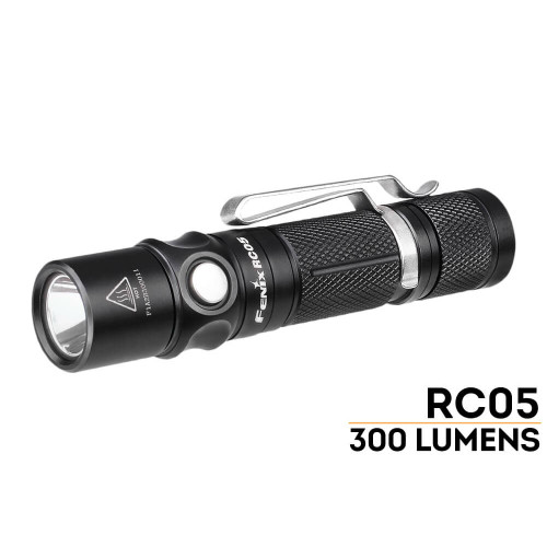 Fenix RC05 LED Flashlight