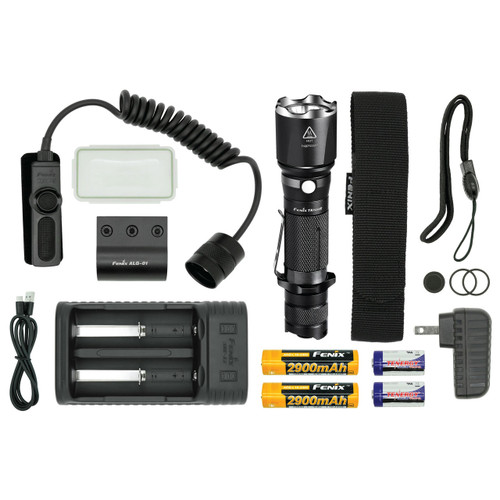 Fenix TK15 Ultimate Ed. LED Flashlight TACTICAL Bundle