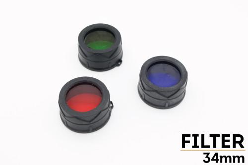 34mm Filter