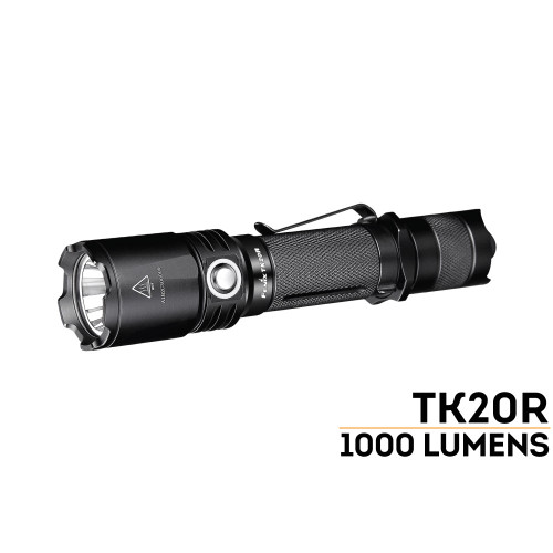 Fenix TK20R Rechargeable LED Tactical Flashlight