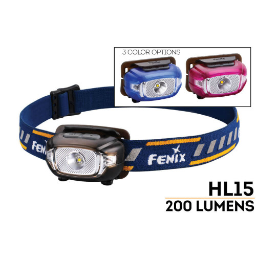 Fenix HL15 LED Headlamp
