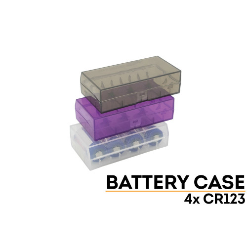 Efest H2 CR123 Battery Holder