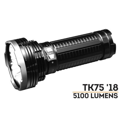Fenix TK75 LED Flashlight 2018 Edition