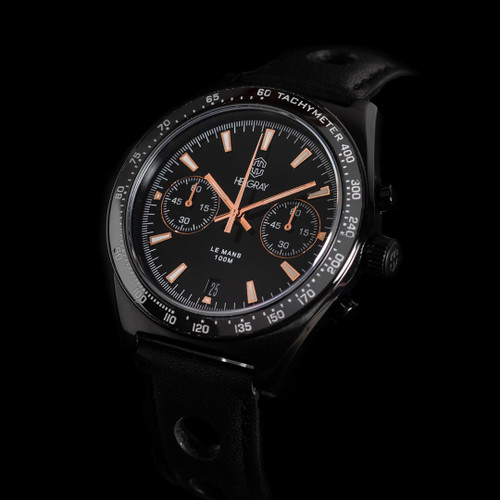 Helgray Le Mans - Midnight Black