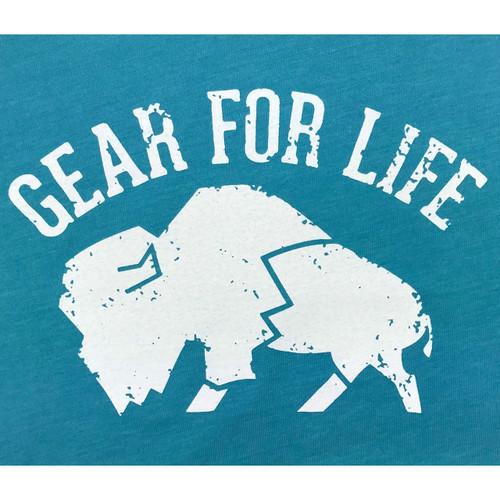 Gear For Life Basic Buffalo Tee