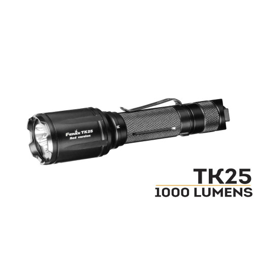 Fenix TK25 LED Tactical Flashlight