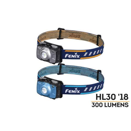 Fenix HL30 LED Headlamp 2018 Edition
