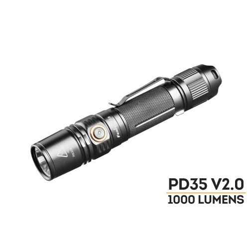 Fenix PD35 V2.0 LED Flashlight - 1000 Lumens